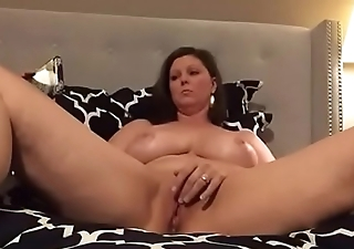 Hot Mom Rubs Clit Watching Sapphist Orgy and Has Multipule Orgasms