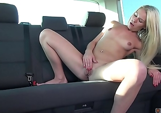 Older, but Damn Sexy Cougar is Placing her Fingers in her Pussy