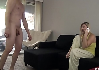 Mom Gets Fucked By Somnambulant Son - Fifi Foxx &amp_ Cock Ninja