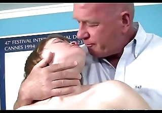 Hot Teen Suck And Make the beast with two backs An Old Man Anal Part 1, Watch Part 2 on www.uniteporn.com