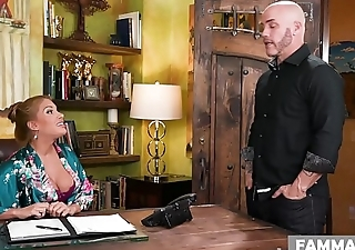 Stepdaughter on her first palpate appointment - Mercedes Carrera, Alexa Happen to and Derrick Pierce