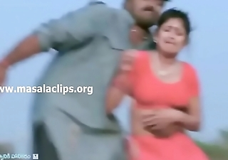 Kannada Advanced position Boobs with an increment of Navel Molested Video