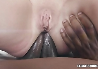 Cum Gargling Slut Liberta Black Loves Anal