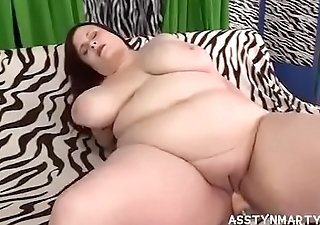 XXX Redhead BBW Asstyn Gets Banged By Fuck Requisites