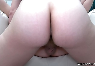 Blonde and Sunless Minx In a Wet Pussy Dilation Action