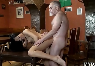 Old wife young stud Can you trust your girlcomrade leaving her alone