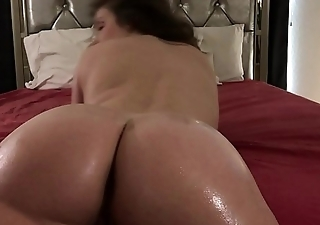 PAWG Stepsister Baby Oil