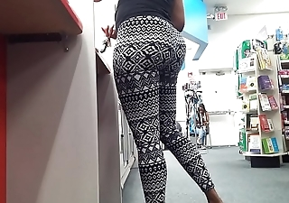 Ebony Milf Handy CVS Pharmacy on touching Tights