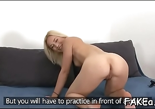 Our portray agent is simply in love with wild cock-riding scenes