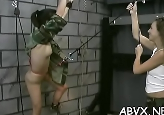 Top fetish servitude porn almost beauties on fire having a fancy cock