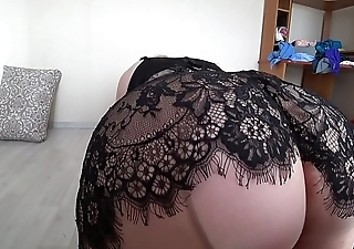 Girlfriend fuck big-busted blonde, mature bbw doggystyle shakes a big booty everywhere pantyhose.